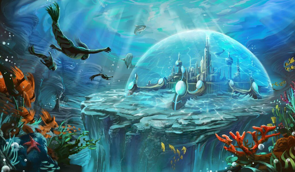 Sagesse des Mondes Marins - Elixirs de Sagesse