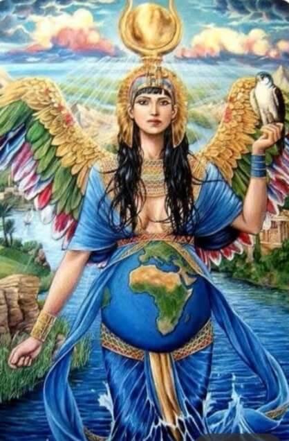 énergie d'Isis - Inanna Ere du Verseau - Elixirs de sagesse